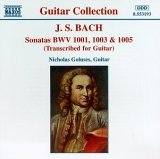 Bach: Sonatas Transcribed for Guitar